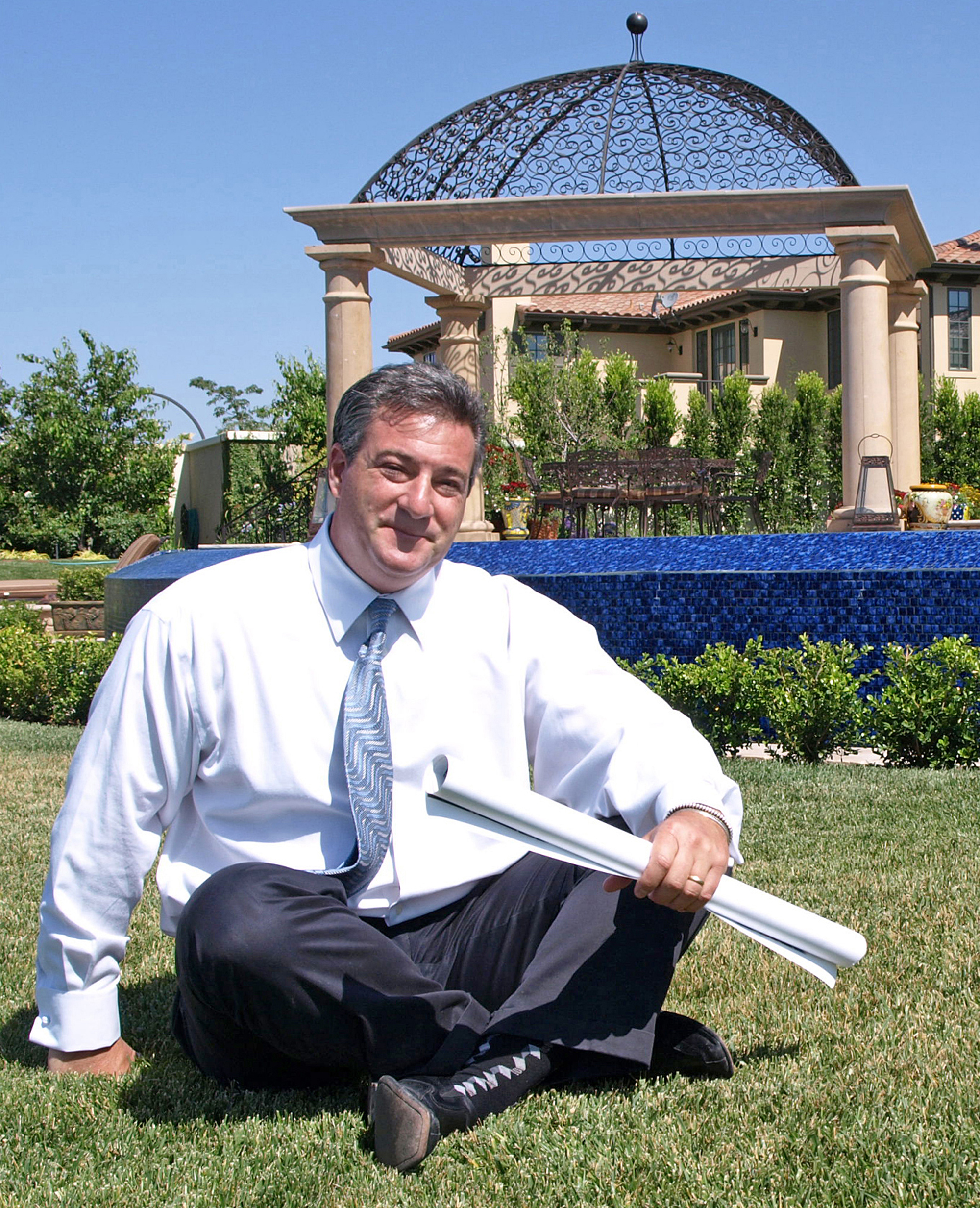 Scott Cohen (The Green Scene Inc. - Landscaping and Swimming Pools)