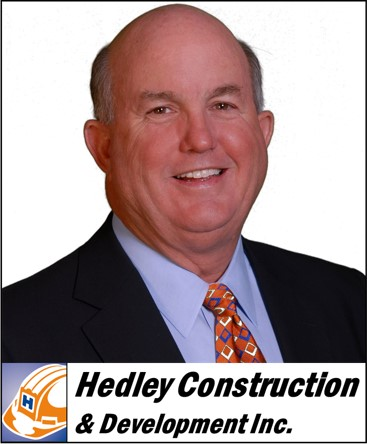 George S Hedley (Hedley Construction & Development Inc.)