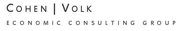 COHEN | VOLK Economic Consulting Group