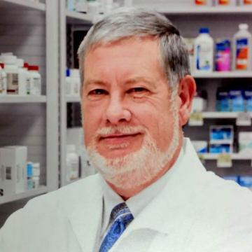 David Clay Griffin RPh (Griffin Pharmacy Consultants LLC)