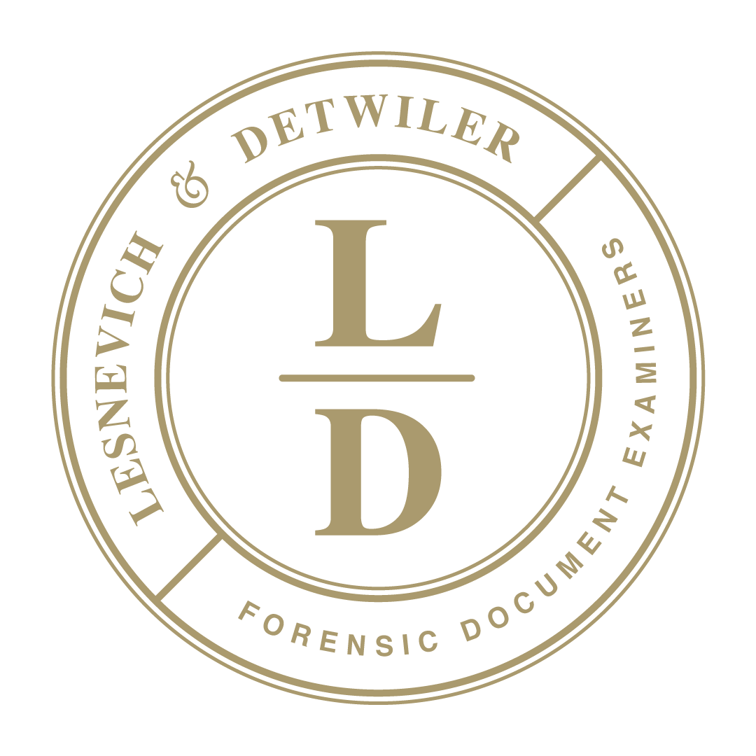 Lesnevich & Detwiler (Lesnevich & Detwiler Forensic Document and Handwriting Laboratory)