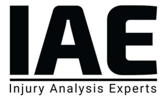 INJURY ANALYSIS EXPERTS