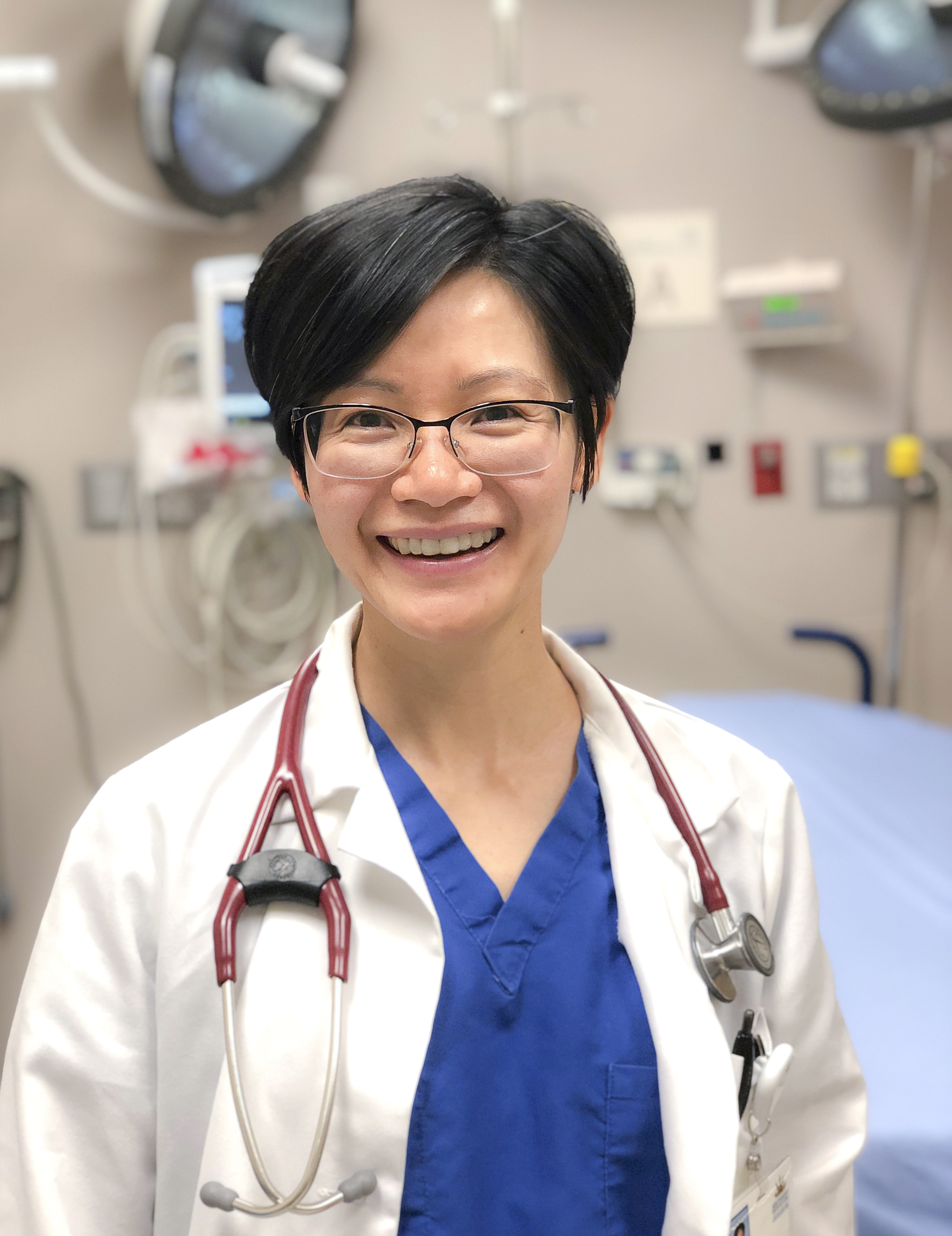 Amy M. Zheng, M.D., M.Phil., CHSE (Emergency Care / Urgent Care Expert)