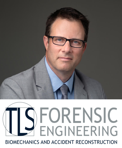 Thomas Jenkyn (TLS FORENSIC ENGINEERING Biomechanics & Accident Reconstruction (Available Nationwide))